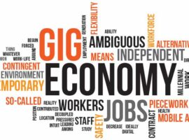 Gig economy: H νέα μορφή εργασίας μέσω διαδικτυακών πλατφορμών