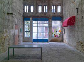 Στην οδό Πολυδεύκους στον Πειραιά δημιουργείται ένας νέος διεθνούς εμβέλειας κόμβος τέχνης