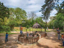 Πρόταση: Υπαίθρια έκθεση γλυπτικής στον Παιδικό Κήπο Πικιώνη στη Φιλοθέη