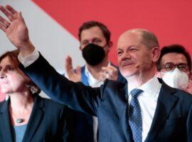 Νίκη των Σοσιαλδημοκρατών στη Γερμανία. Ποιος όμως θα είναι ο νέος καγκελάριος ;