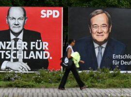Γερμανικές εκλογές: Οριακά τα αποτελέσματα σύμφωνα με το ARD