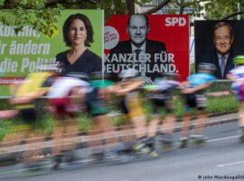 Γερμανία: Τρία εκ. νέοι πολίτες για πρώτη φορά στις κάλπες και για πρώτη φορά χωρίς τη Μέρκελ