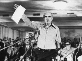 """""""Επέστρεψε χθες ο Ανδρέας Παπανδρέου"""" / 3 Σεπτεμβρίου του 1974 ιδρύεται το ΠΑΣΟΚ"""