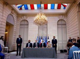 Ελλάδα και Γαλλία προχώρησαν στη σύναψη σημαντικής αμυντικής συμφωνίας