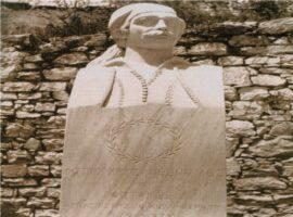 Ο Φώτιος Χρυσανθακόπουλος ή Φωτάκος το 1861 προσπαθεί να προωθήσει τα βιβλία του των «Απομνημονευμάτων της Επανάστασης του ΄21» .