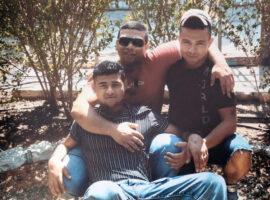 Ένας Ισραηλινός ποιητής πήρε τρεις Παλαιστίνιους υπό την προστασία του. Ο θάνατος του ενός από αυτούς ενέπνευσε το νέο του βιβλίο.