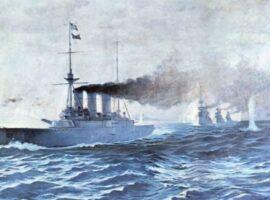 Α' Βαλκανικός Πόλεμος – Η καθοριστική ναυμαχία της 'Ελλης