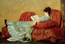 Mary Cassatt, Young Lady Reading, 1878. Ιδιωτική συλλογή της Diane B. Wilsey. Φωτο: © 2021. Christie's Images, London/Scala, Florence