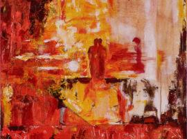 «Στην τέχνη και στην αγάπη το ένστικτο είναι αρκετό» /gallerygenesis
