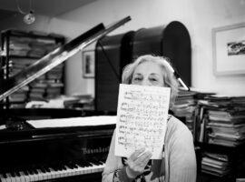Grete von Zieritz/ Τριακόσιες συνθέσεις κι ένας αιώνας ζωής