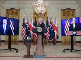 AUKUS και ΟΟΣΑ, η σύνθεση της αμερικανικής πολιτικής