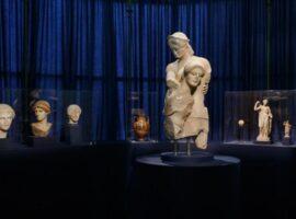 """""""Κάλλος. Η υπέρτατη ομορφιά"""": Η εντυπωσιακή έκθεση στο Μουσείο Κυκλαδικής Τέχνης"""