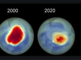 Το στρώμα του όζοντος στην στρατόσφαιρα θα έχει πλήρως αποκατασταθεί ως το 2050